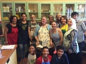 A Real Blessing: Baking For Peace