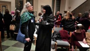 It's About Personal Connections of Trust: Sisterhood of Salaam Shalom Highlighted