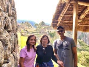 Unexpected Sisterhood in Machu Picchu, Peru